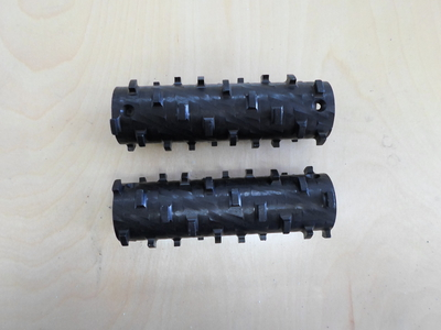Set of 2 wide Closed Cell Cobs